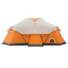 coleman bayside tent