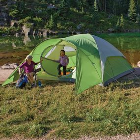 Coleman Evanston Tents Reviews u0026 Ratings & Coleman Evanston Tent Reviews - 4 6 and 8 Person Family Tents