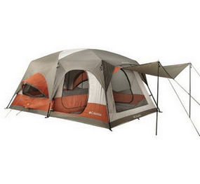 Columbia Tents  sc 1 st  C&ing Tent Reviews & Columbia Tents - Reviews of Columbia Family Dome Tents