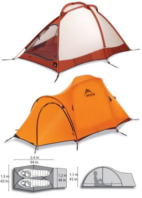 msr fury tent specs  sc 1 st  Family C&ing Tents Reviews & MSR Fury HP Tent Review: Best 2 Person 4 Season Tent Made For 2 Adults