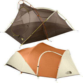 north face big fat frog tent review