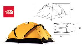 north face mountain 25 specs