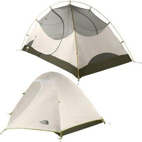 Another Shot of the Rock 22 Tent  sc 1 st  Family C&ing Tents Reviews & North Face Rock 22 Tent Reviews - 2 Person Backpacking Tents