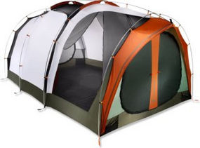 A Look at the REI Kingdom 6 Tent  sc 1 st  C&ing Tent Reviews & Should I Buy a 6 Person Tent or a Pop-up Trailer?