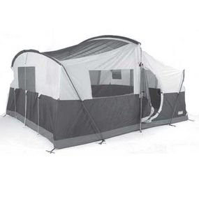 Coleman Rockwall Tent Reviews  sc 1 st  C&ing Tent Reviews & Coleman Rockwall Tent Review - 12 Person Family Cabin Tents