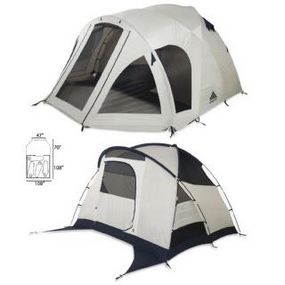 kelty green river 4 tent