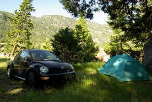 car camping checklists