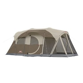 Coleman camping tent reviews
