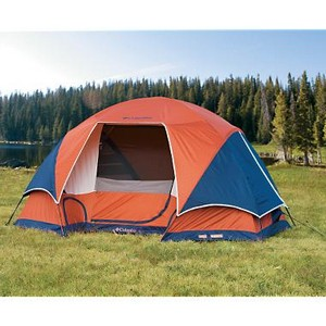 red white and blue tent  sc 1 st  C&ing Tent Reviews & 5 Person Tents: Reviews of Best 5 Person Family Dome Tents