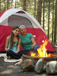 family tent camping tips