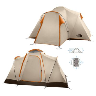The North Face Trailhead 4 u0026 6 Person Family Tents  sc 1 st  C&ing Tent Reviews & Owner Reviews of The North Face Trailhead Tent: Unfiltered u0026 Honest