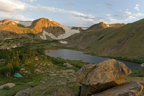 camping in indian peaks wilderness