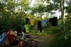 tent camping checklist